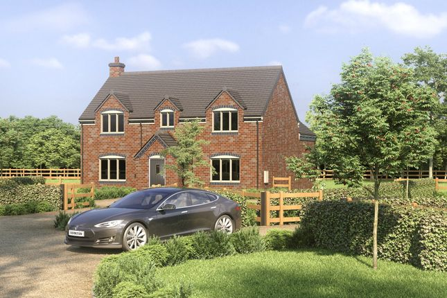 Thumbnail Detached house for sale in Drayton Lane, Drayton Bassett, Tamworth