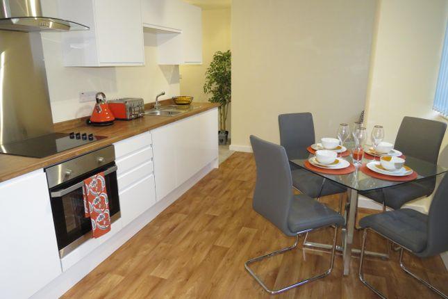 Thumbnail Flat to rent in Bridge Street, Walsall