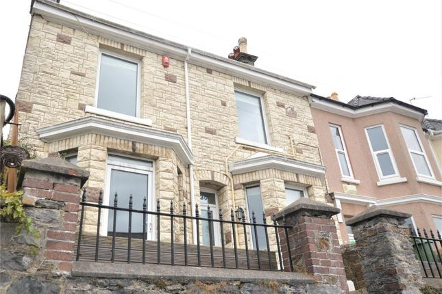 Thumbnail End terrace house to rent in Seaton Place, Plymouth, Devon