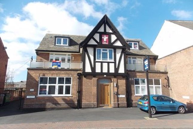 Thumbnail Flat to rent in The Feathers, Church Street, Stapleford.
