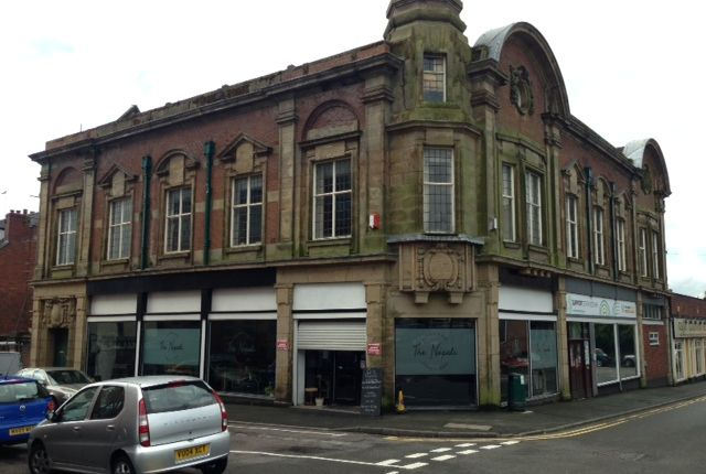 Thumbnail Retail premises for sale in High St, Leek