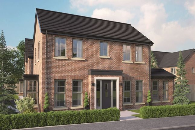 Thumbnail Semi-detached house for sale in Hyde Park Manor, Newtownabbey