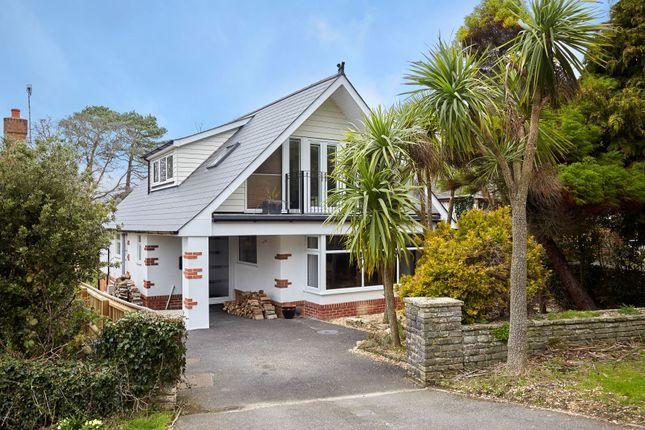 Thumbnail Detached house for sale in Elgin Road, Lilliput, Poole, Dorset