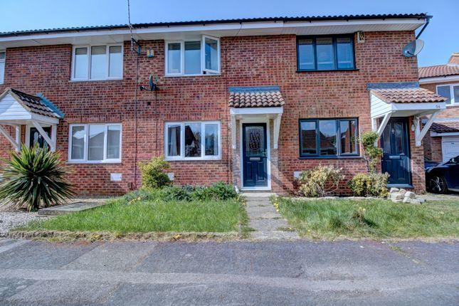 2 bed terraced house for sale in Hilliard Drive, Bradwell, Milton Keynes MK13
