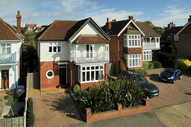 Thumbnail Detached house for sale in Northwood Road, Tankerton, Whitstable