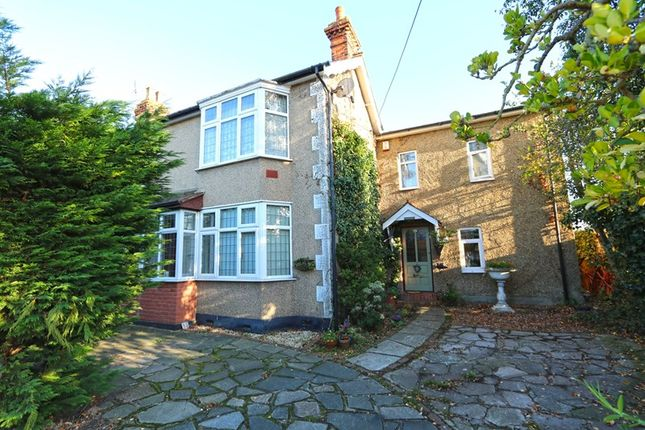 Thumbnail Detached house for sale in Lynton Road, Benfleet