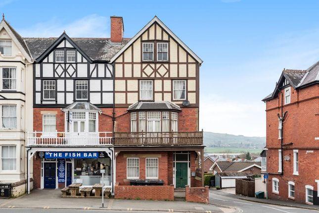 Thumbnail Maisonette for sale in High Street, Llandrindod Wells, Powys