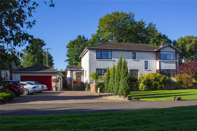 Thumbnail Detached house for sale in 2 Denside, Letham Grange, Arbroath, Angus