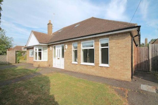 Thumbnail Town house to rent in Latham Avenue, Orton Longueville, Peterborough