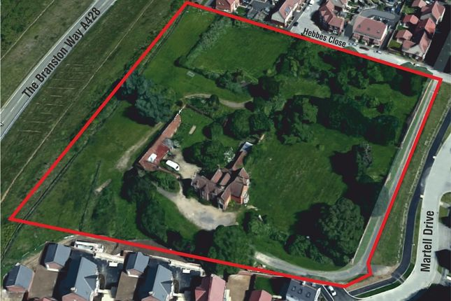 Thumbnail Land for sale in Development Site At 'the Bury', Off Martell Drive, Kempston