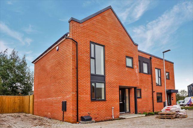 Thumbnail Semi-detached house for sale in 1 Siskin Road, Cottam, Preston