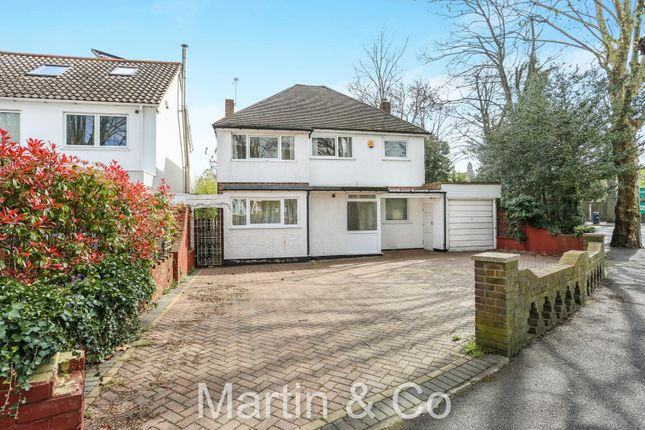 Thumbnail Detached house to rent in Stanley Road, Sutton