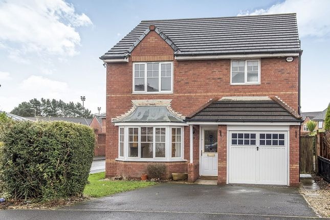Thumbnail Detached house to rent in Shirewell Road, Orrell, Wigan