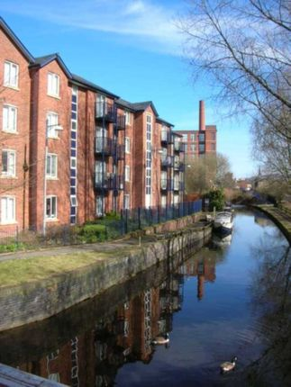 Thumbnail Flat to rent in Canal Side Walk, Ashton-Under-Lyne