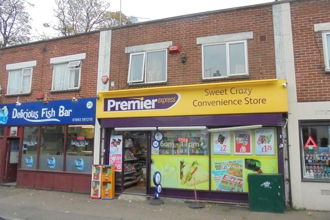 Thumbnail Retail premises for sale in High Street, St Lawrence