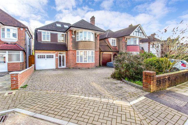 Thumbnail Detached house for sale in Monro Gardens, Harrow