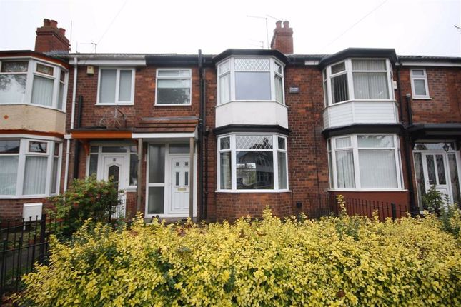 Thumbnail Terraced house to rent in Pickering Road, Hull