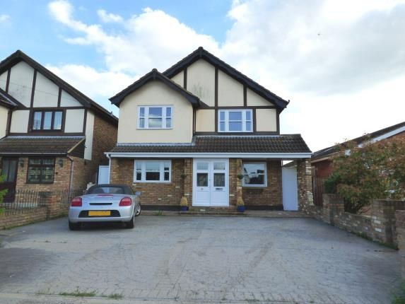 Thumbnail Detached house for sale in Tabora Avenue, Canvey Island