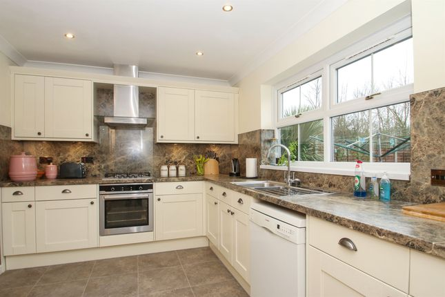 Thumbnail Detached house for sale in Mead Way, Monkton Heathfield, Taunton