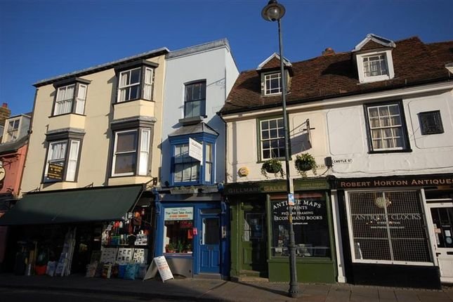 Thumbnail Flat to rent in Lady St. John Square, North Road, Hertford