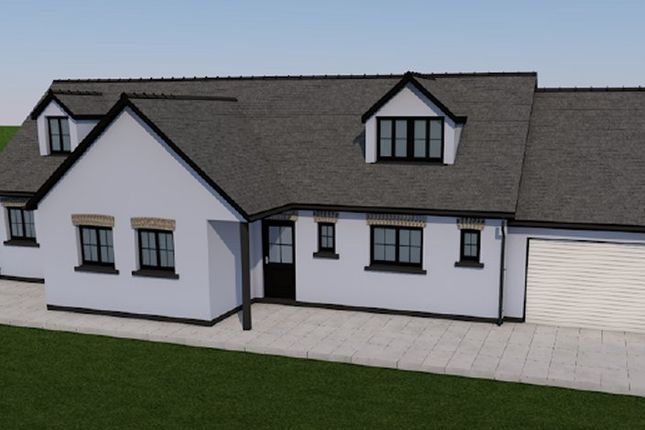 Thumbnail Bungalow for sale in Aberbanc, Llandysul