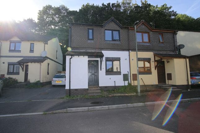 Thumbnail 3 bed property to rent in Cottey Brook, Tiverton
