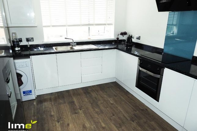 Thumbnail Flat to rent in South Street, Cottingham, Hull