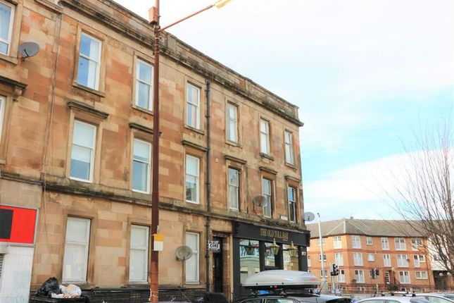 Thumbnail Flat to rent in Admiral Street, Kinningpark, Glasgow