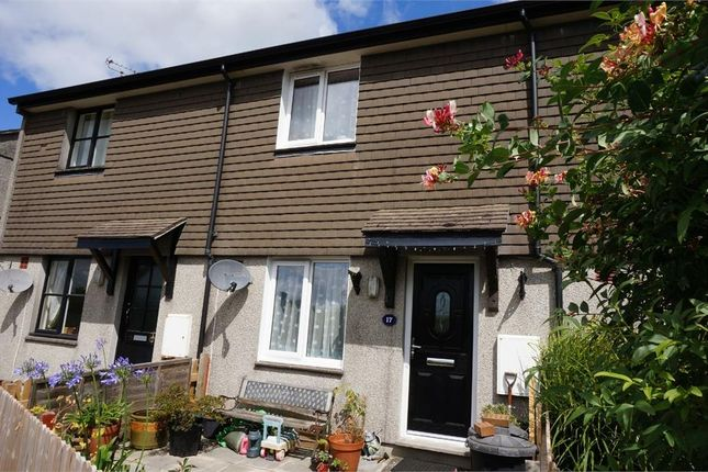Thumbnail Terraced house to rent in Pound Dean, Liskeard