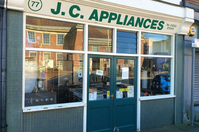 Retail premises for sale in 77 Cheriton High Stret, Folkestone