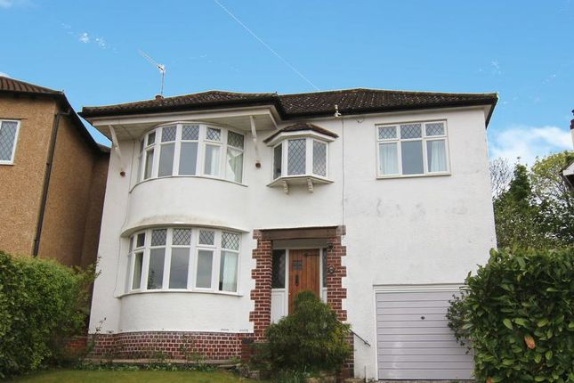 Thumbnail Detached house for sale in Sabrina Way, Bristol