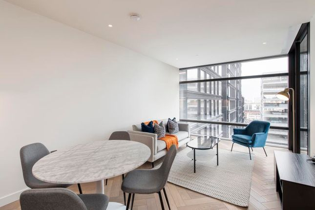 1 bed flat to rent in Principal Place, London EC2A