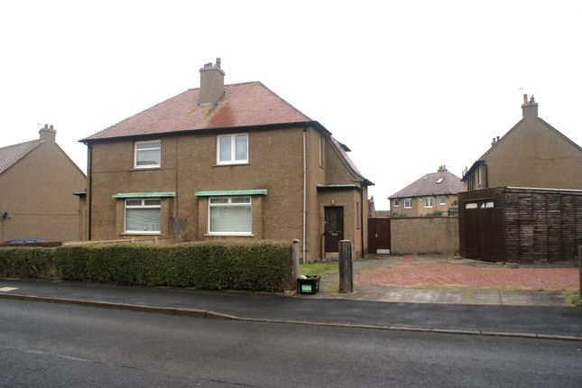 Thumbnail Semi-detached house for sale in Graham Crescent, Bo'ness