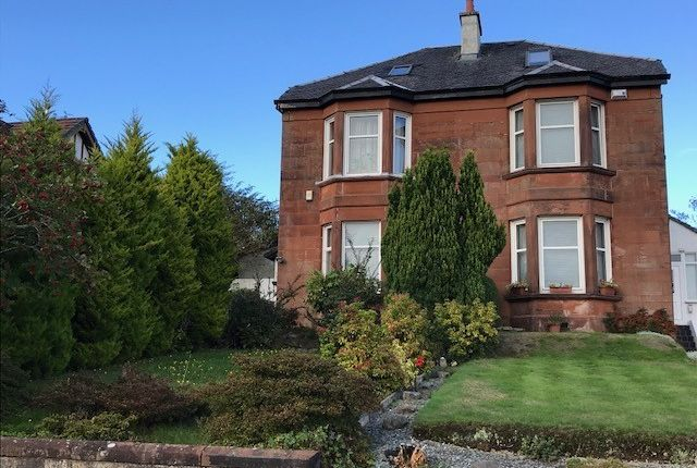 Thumbnail Property for sale in Woodland Avenue, Paisley