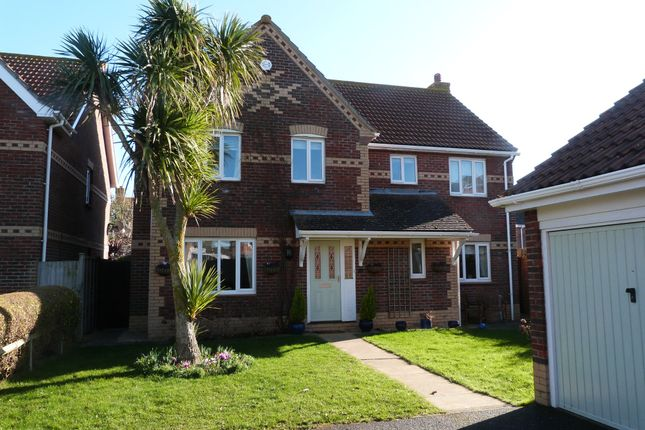 Thumbnail Detached house for sale in Jones Square, Selsey, Chichester