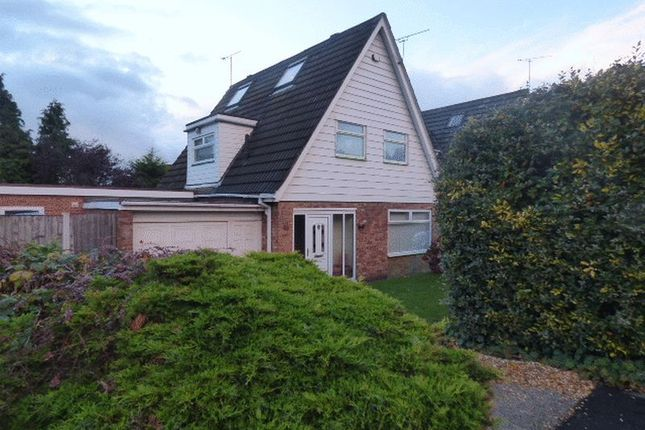 Thumbnail Detached house for sale in East Meade, Maghull, Liverpool