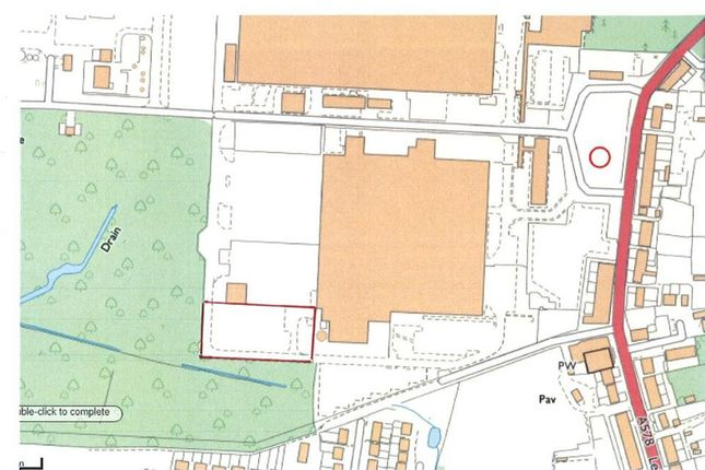 Thumbnail Land to let in Land At Hindley Green Business Park, Leigh Road, Wigan, Lancashire