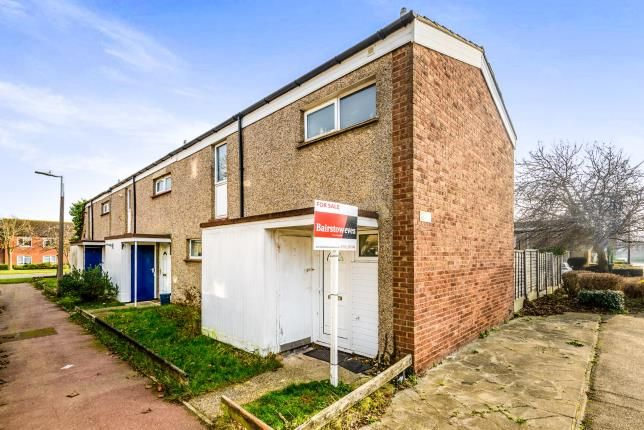 3 bed end terrace house for sale in Shoeburyness, Southend-On-Sea, Essex