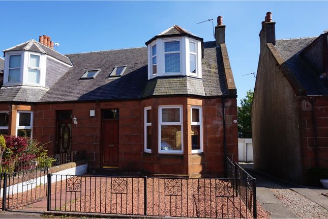 Thumbnail Semi-detached house to rent in High Road, Stevenston