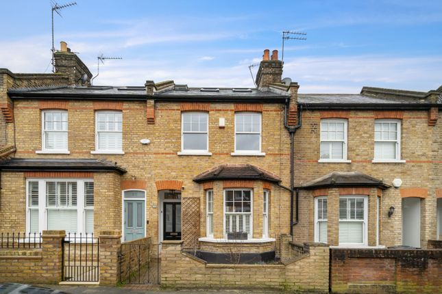 4 bed terraced house for sale in Halstead Road, London E11