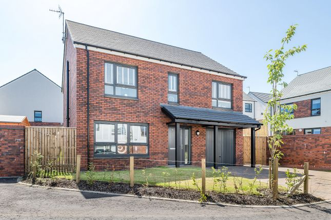 Thumbnail Detached house for sale in Midton Fields., Off Midton Road, Howwood, Renfrew