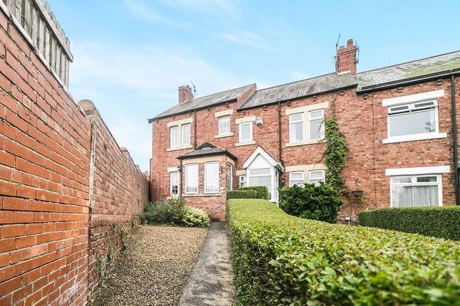 Thumbnail Terraced house for sale in Simonside View, Whickham, Newcastle Upon Tyne