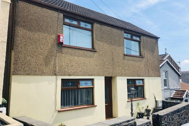 Thumbnail Detached house for sale in Collenna Road, Tonyrefail, Porth