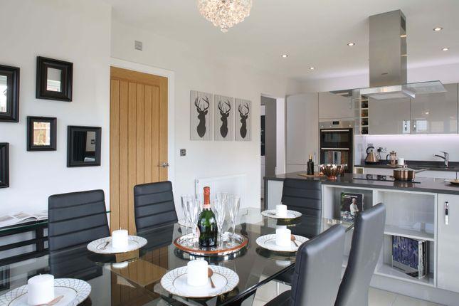 "Thumbnail Detached house for sale in ""The Bratton"" at Furlongs, Drayton, Abingdon"