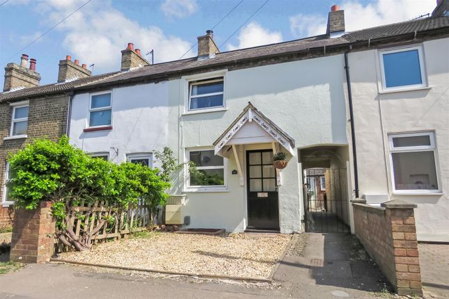 Thumbnail Terraced house for sale in Rose Lane, Biggleswade