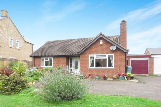 Thumbnail Detached bungalow for sale in Potton Road, Biggleswade