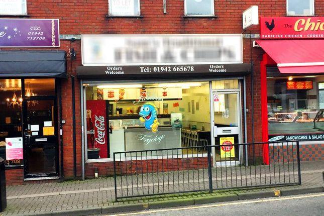 Restaurant/cafe for sale in Ashton-In-Makerfield WN4, UK