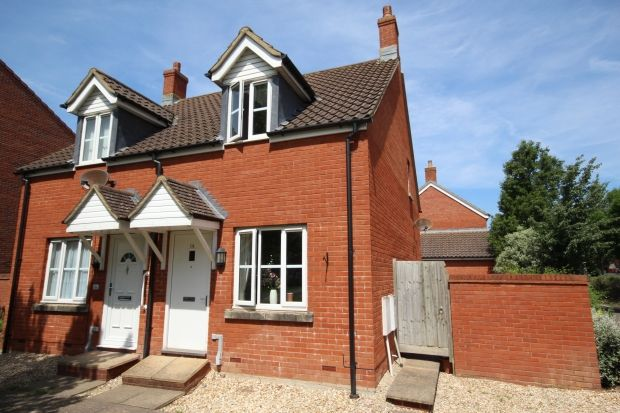 Thumbnail Semi-detached house to rent in Halyard Drive, Bridgwater