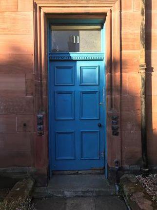 Main Entrance of Macdowall Road, Newington, Edinburgh EH9