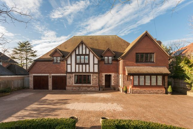 Thumbnail Detached house for sale in Hill Brow, Bickley, Bromley